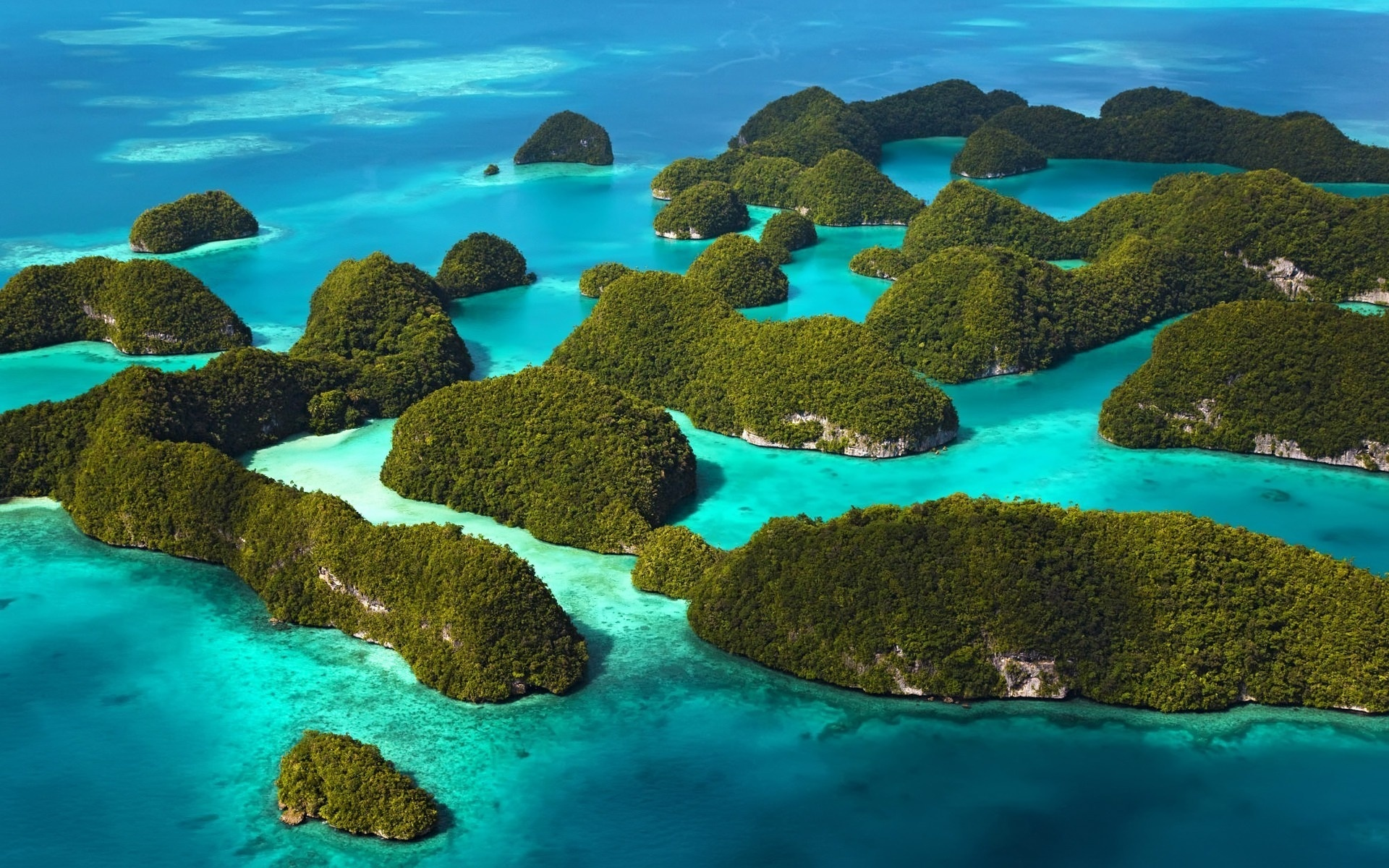 Rock Islands of Pulau, Singapoore