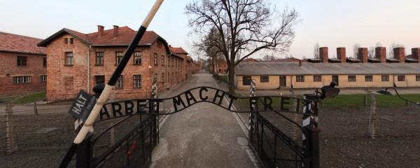 A day when I decided to visit Auschwitz - Arbeit Macht frei